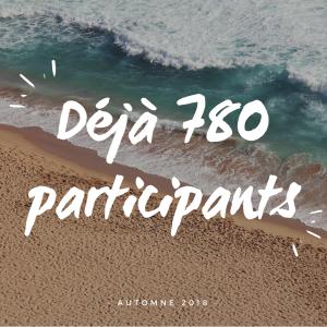 Déjà 210 participants (1)